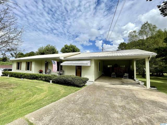 1811 NW Forest Avenue, Fort Payne, AL 35967 (MLS #1789227) :: The Pugh Group RE/MAX Alliance