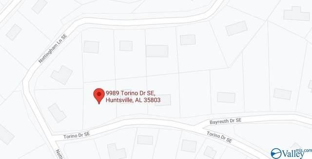 9989 Torino Drive, Huntsville, AL 35803 (MLS #1789313) :: Green Real Estate