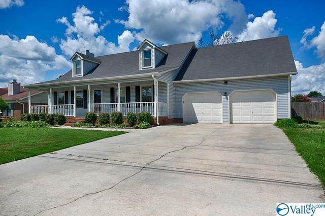 2809 Carrington Drive, Decatur, AL 35603 (MLS #1789346) :: Coldwell Banker of the Valley