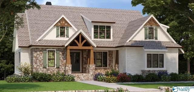 5111 Spring Creek Drive, Guntersville, AL 35976 (MLS #1789356) :: LocAL Realty