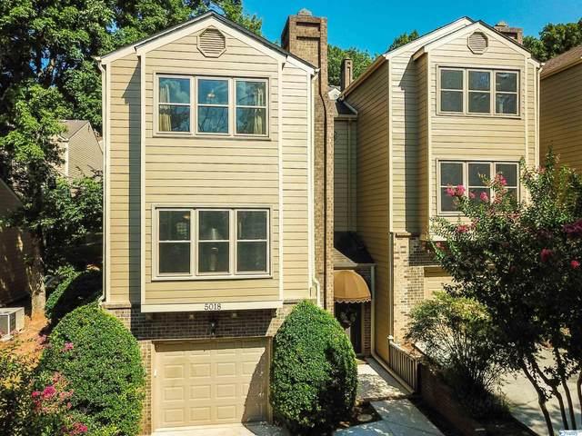 5018 Chancel Drive #5018, Huntsville, AL 35802 (MLS #1789361) :: Green Real Estate