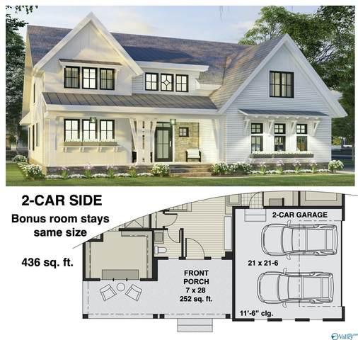 5113 Spring Creek Drive, Guntersville, AL 35976 (MLS #1789386) :: LocAL Realty