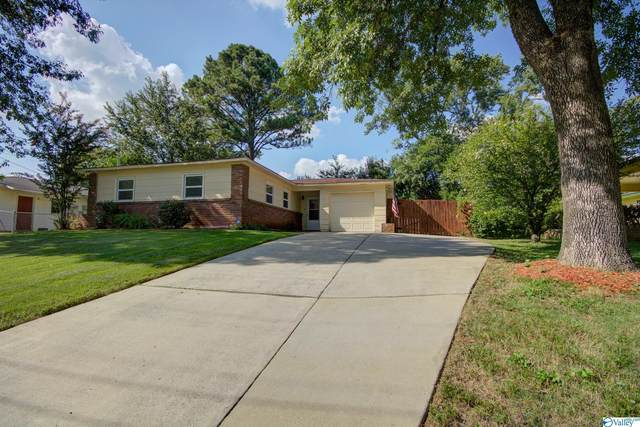 3115 Nassau Drive, Huntsville, AL 35805 (MLS #1789501) :: Green Real Estate