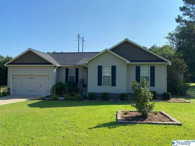 1056 Mcville Road, Boaz, AL 35957 (MLS #1789543) :: MarMac Real Estate