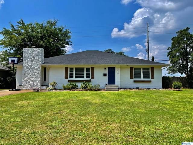 2416 Glenn Street, Huntsville, AL 35801 (MLS #1789566) :: Green Real Estate