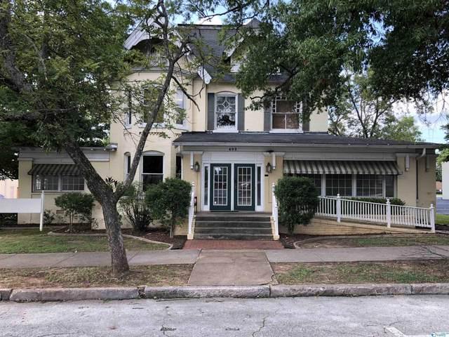 402 Johnston Street, Decatur, AL 35601 (MLS #1789583) :: MarMac Real Estate