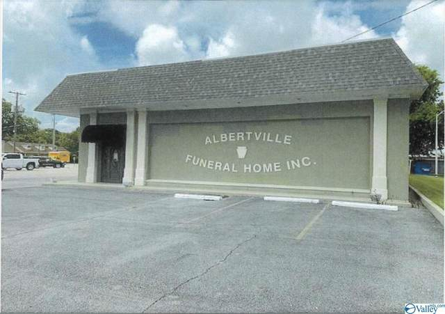 125 West Main Street, Albertville, AL 35950 (MLS #1789619) :: Southern Shade Realty
