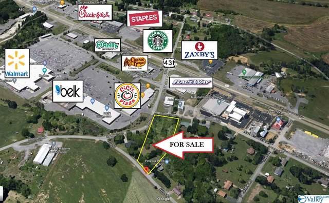 67 Miller Road, Guntersville, AL 35976 (MLS #1789825) :: LocAL Realty