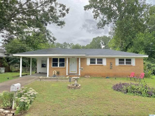3009 Holiday Drive, Huntsville, AL 35805 (MLS #1789869) :: Southern Shade Realty