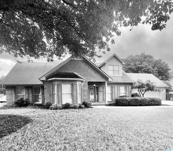 3209 Vicksburg Drive, Decatur, AL 35603 (MLS #1789910) :: Southern Shade Realty