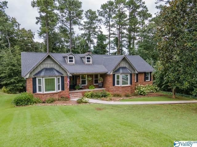 205 Amy Drive, Glencoe, AL 35905 (MLS #1789946) :: MarMac Real Estate