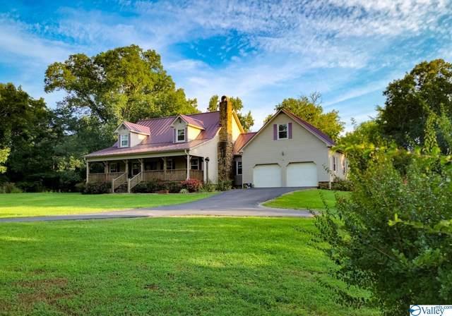 999 Pleasant View Road, Falkville, AL 35622 (MLS #1789959) :: RE/MAX Unlimited