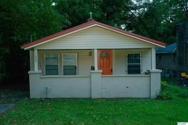 1004 Avenue D, Gadsden, AL 35901 (MLS #1790013) :: The Pugh Group RE/MAX Alliance