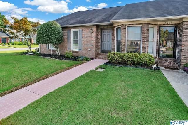 2413 Chaucer Circle, Decatur, AL 35601 (MLS #1790106) :: MarMac Real Estate