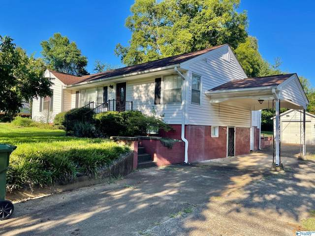 2209 California Street, Huntsville, AL 35801 (MLS #1790128) :: Green Real Estate