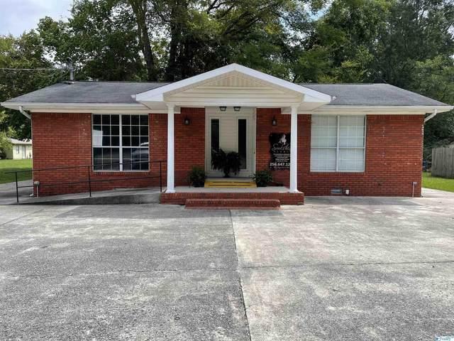 607 Veterans Drive, Scottsboro, AL 35768 (MLS #1790179) :: Green Real Estate
