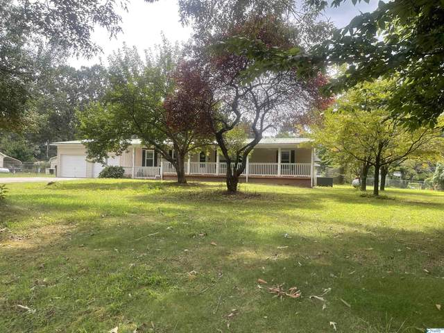 396 West Limestone Road, Hazel Green, AL 35750 (MLS #1790199) :: Green Real Estate