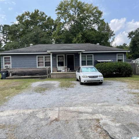 309 Lonesome Bend Road, Glencoe, AL 35905 (MLS #1790394) :: Coldwell Banker of the Valley