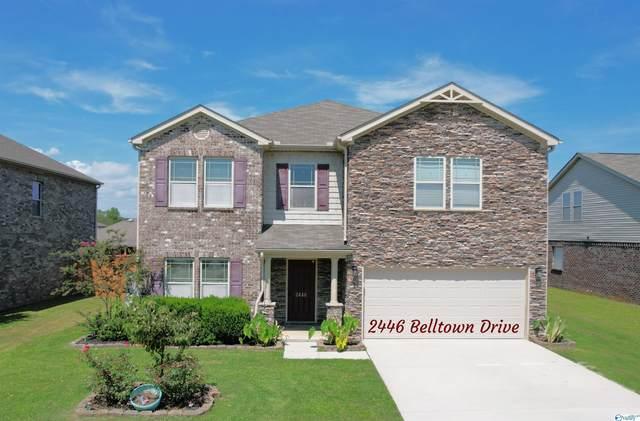 2446 Belltown Drive, Huntsville, AL 35803 (MLS #1790431) :: RE/MAX Unlimited