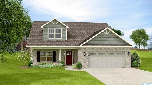 110 Brier Valley Drive, Meridianville, AL 35759 (MLS #1790457) :: Southern Shade Realty