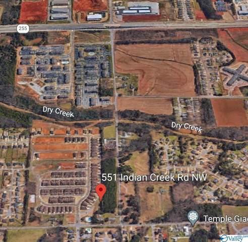 551 Indian Creek Road, Huntsville, AL 35806 (MLS #1790503) :: Southern Shade Realty
