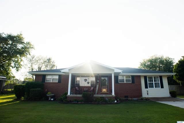 801 Nelson Street, Hartselle, AL 35640 (MLS #1790505) :: Legend Realty