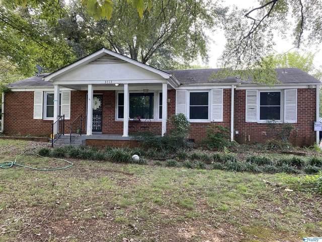 3713 Lakewood Drive, Huntsville, AL 35811 (MLS #1790513) :: The Pugh Group RE/MAX Alliance