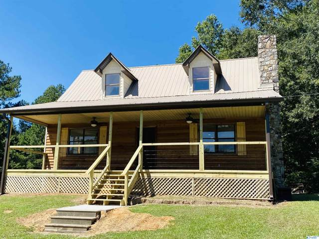 1009 Johnny Martin Road, Glencoe, AL 35905 (MLS #1790593) :: Coldwell Banker of the Valley