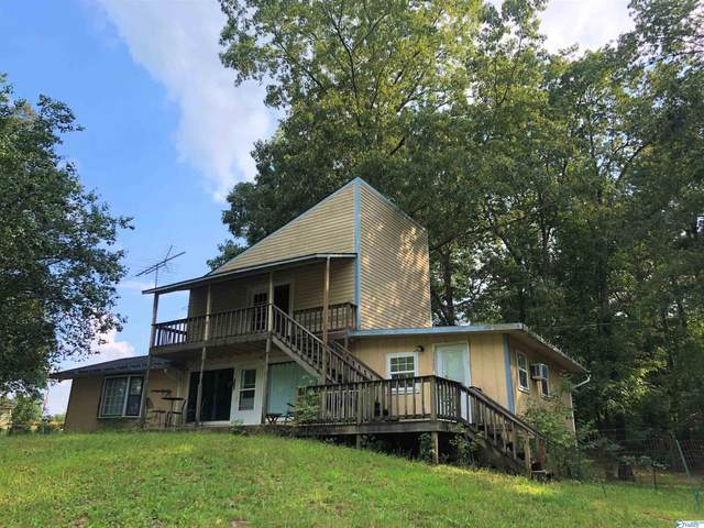 691 County Road 106, Leesburg, AL 35983 (MLS #1790599) :: Coldwell Banker of the Valley