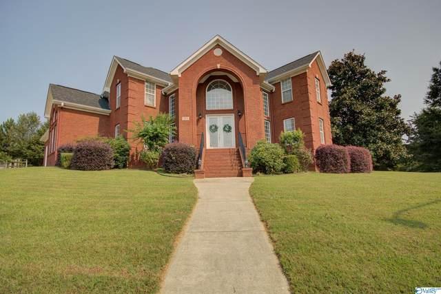 135 Clear Springs Circle, Hazel Green, AL 35750 (MLS #1790614) :: Green Real Estate