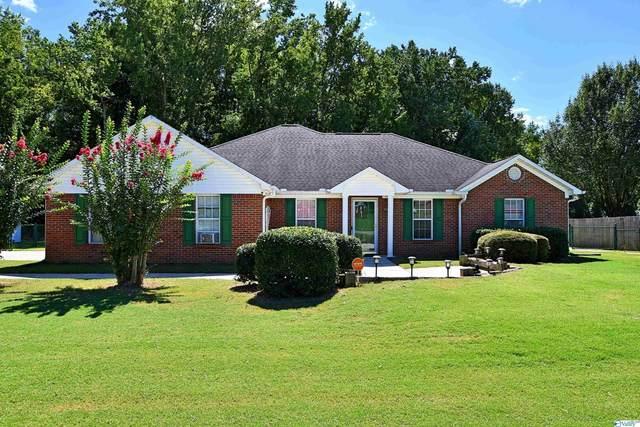 134 Timberlake Drive, Ardmore, AL 35739 (MLS #1790657) :: MarMac Real Estate
