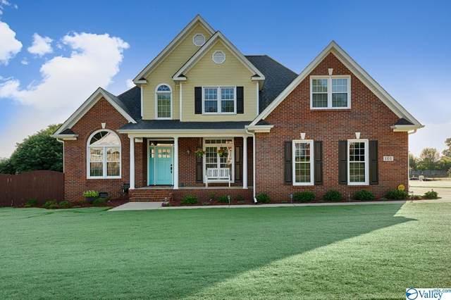 101 Falls Creek Circle, Hazel Green, AL 35750 (MLS #1790758) :: Green Real Estate