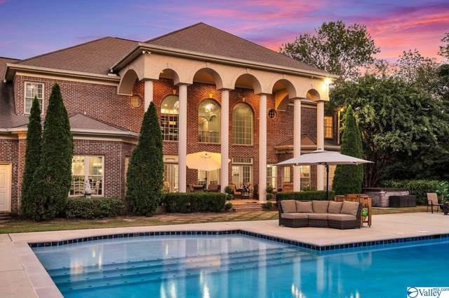 3725 S Woodtrail, Decatur, AL 35603 (MLS #1790784) :: MarMac Real Estate
