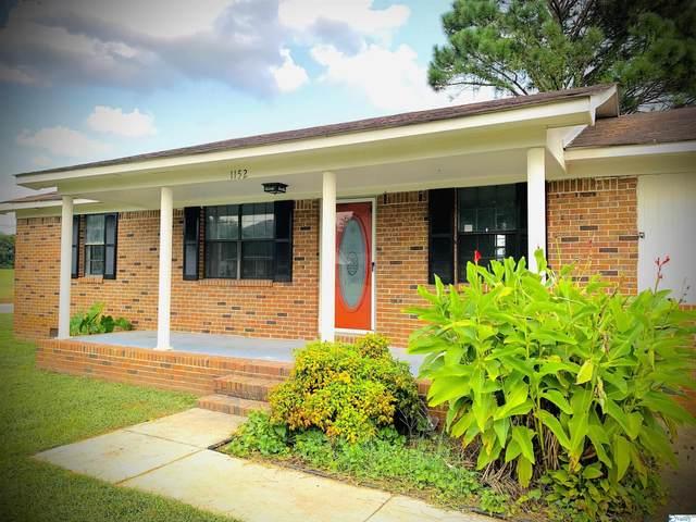 1152 James Avenue, Courtland, AL 35618 (MLS #1790798) :: Green Real Estate