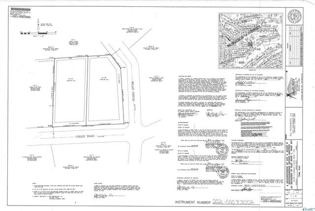 2007 A SE Colice Road, Huntsville, AL 35801 (MLS #1790805) :: Southern Shade Realty