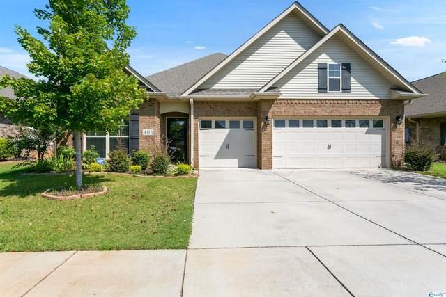 406 Bay Tree Lane, Huntsville, AL 35824 (MLS #1790815) :: RE/MAX Distinctive | Lowrey Team