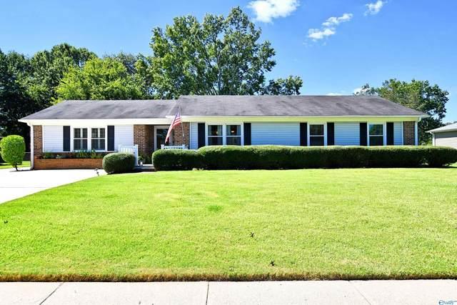 7512 Amanda Circle, Huntsville, AL 35802 (MLS #1790881) :: MarMac Real Estate