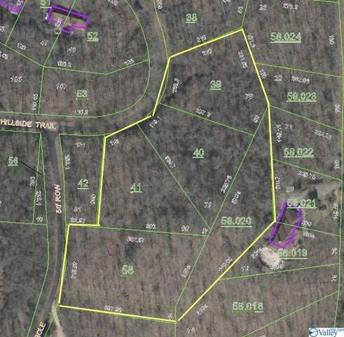 0 Hillside Trail, Gadsden, AL 35901 (MLS #1790883) :: MarMac Real Estate