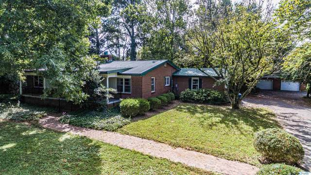 1964 Simpson Point Road, Grant, AL 35747 (MLS #1791031) :: Southern Shade Realty