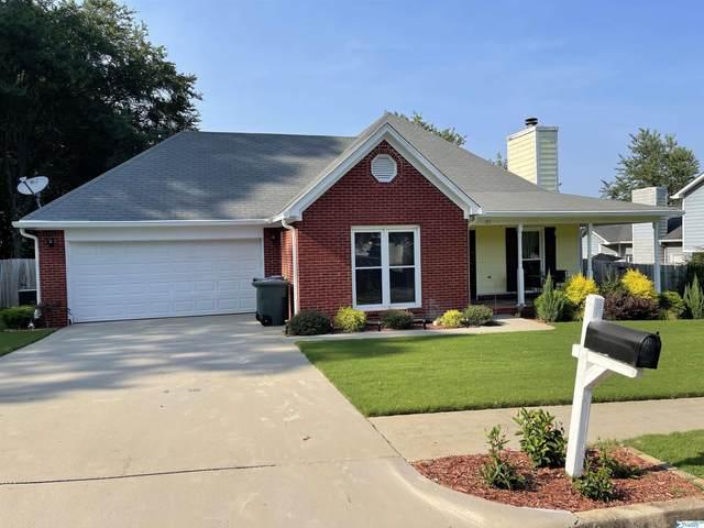 197 Shadowbrook Lane, Huntsville, AL 35811 (MLS #1791034) :: Legend Realty