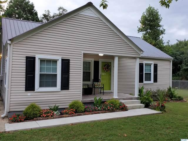 128 Frank Church Road, Toney, AL 35773 (MLS #1791083) :: Southern Shade Realty