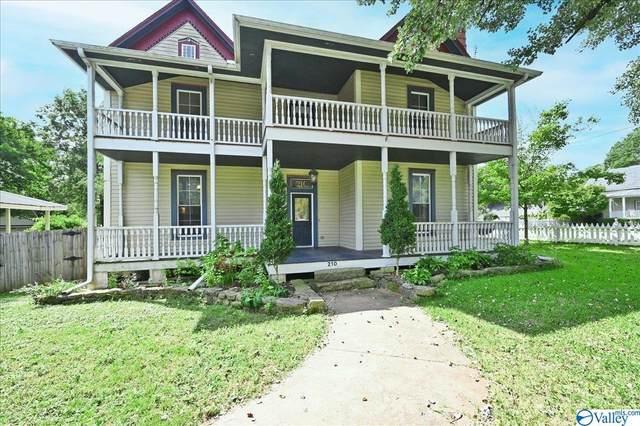 210 Pearl Street, Hartselle, AL 35640 (MLS #1791103) :: RE/MAX Unlimited