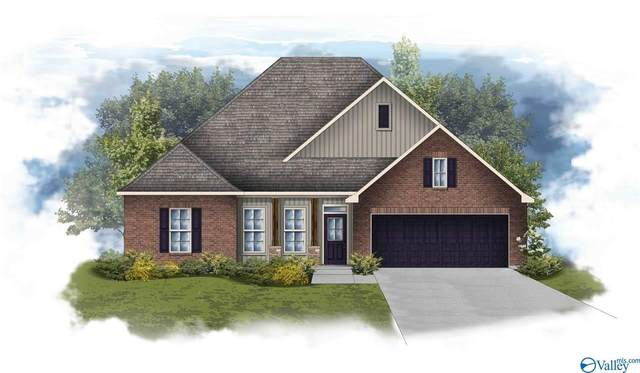 101 Midpark Drive, Meridianville, AL 35759 (MLS #1791119) :: Coldwell Banker of the Valley