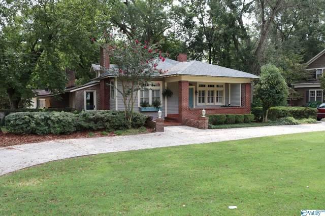 612 East Pryor Street, Athens, AL 35611 (MLS #1791131) :: MarMac Real Estate