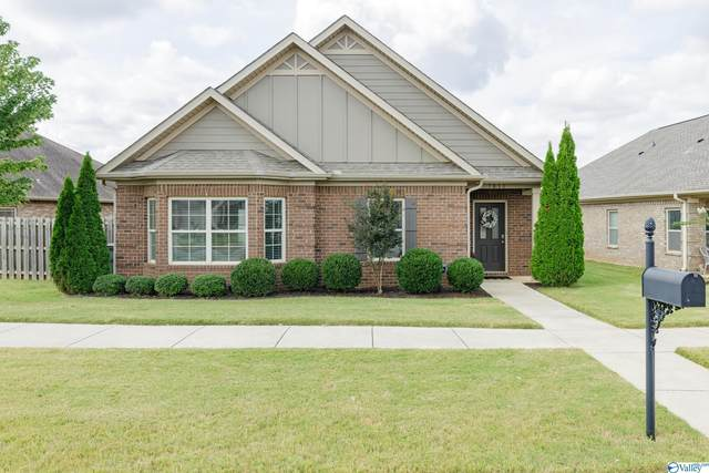 7611 Ashor Drive, Huntsville, AL 35806 (MLS #1791146) :: Legend Realty