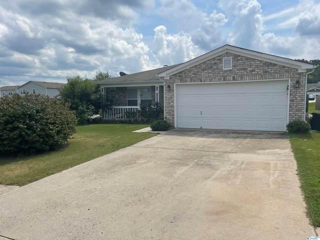 142 Olympia Drive, Meridianville, AL 35759 (MLS #1791151) :: MarMac Real Estate