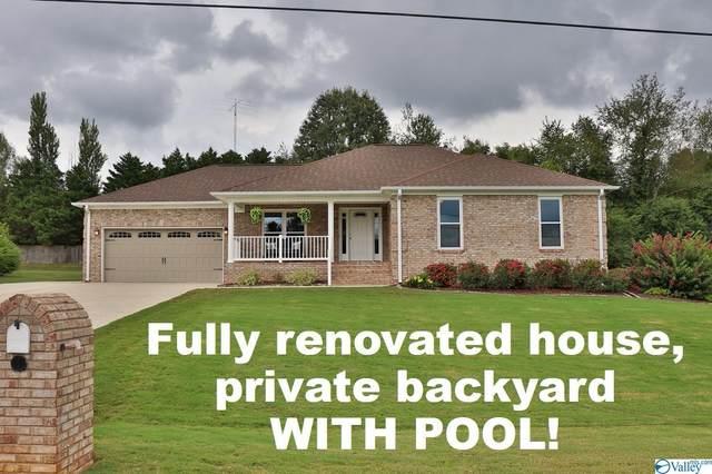 215 Tara Leigh Drive, Huntsville, AL 35811 (MLS #1791164) :: Green Real Estate