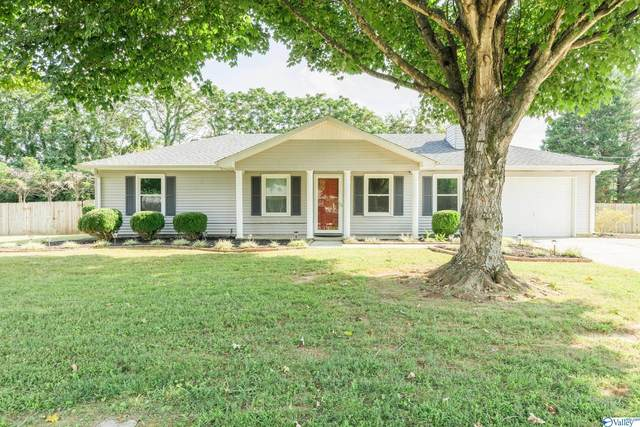 104 Catina Drive, Meridianville, AL 35759 (MLS #1791167) :: Coldwell Banker of the Valley