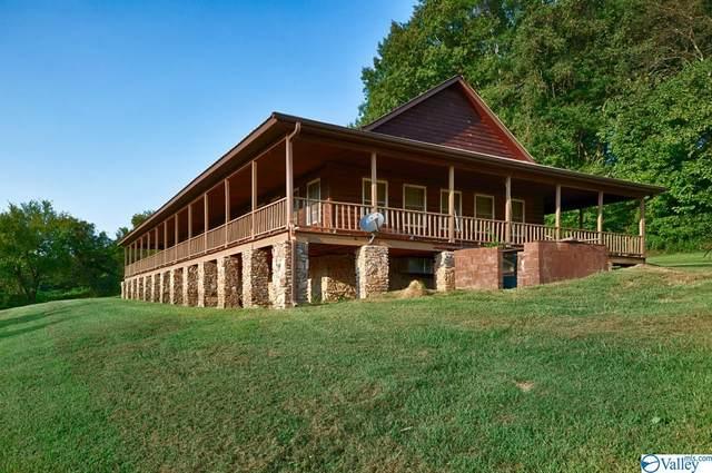 118 County Road 140, Estill Fork, AL 35745 (MLS #1791258) :: Green Real Estate