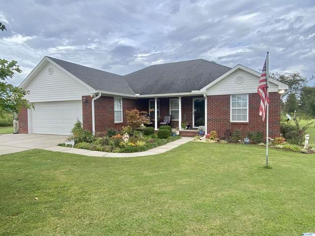 145 County Road 352, Trinity, AL 35673 (MLS #1791278) :: Coldwell Banker of the Valley